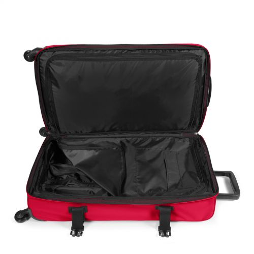 Trans4 L Sailor Red Large Suitcases by Eastpak - view 4