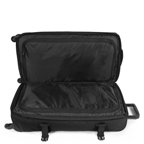 Trans4 XL Black Large Suitcases by Eastpak - view 4