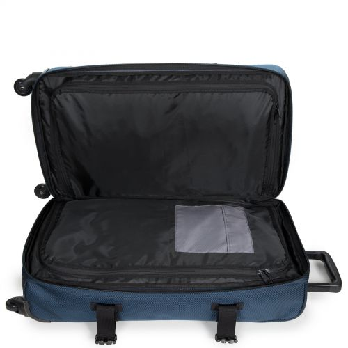 Trans4 CNNCT L Navy Large Suitcases by Eastpak - view 4