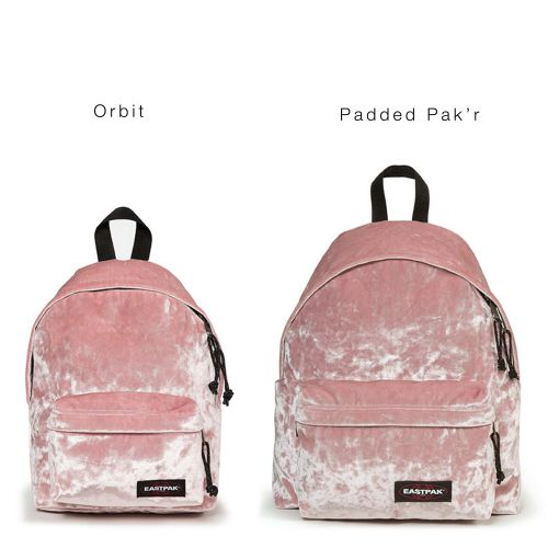 Orbit XS Crushed Pink Under £70 by Eastpak - view 5