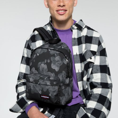 Orbit XS Charming Black Backpacks by Eastpak - view 5