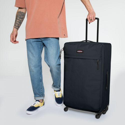 Traf'ik 4 L Cloud Navy Large Suitcases by Eastpak - view 5