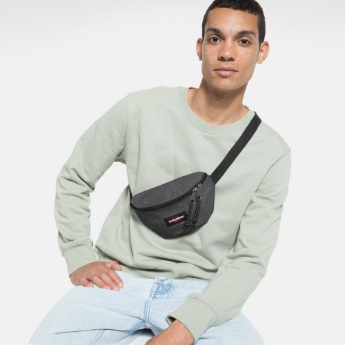 Springer Black Denim Accessories by Eastpak - view 5