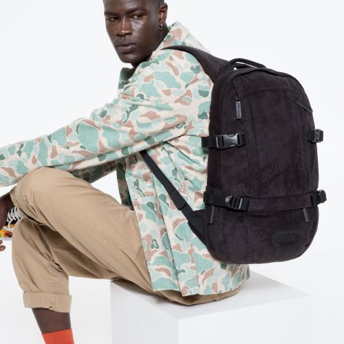 Floid CS Comfy Black Backpacks by Eastpak - view 5