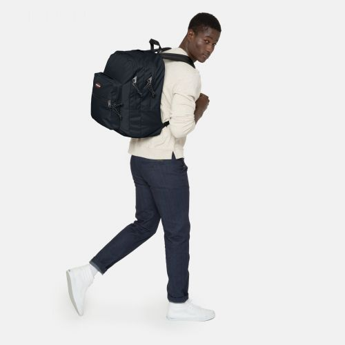 Pinnacle L Cloud Navy Basic by Eastpak - view 5