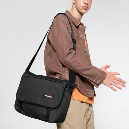 Delegate + Black Shoulderbags by Eastpak - view 5