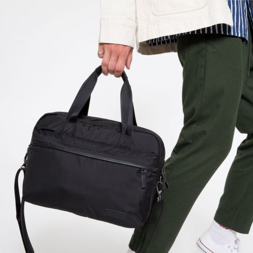 Bartech Constructed Black Shoulderbags by Eastpak - view 5