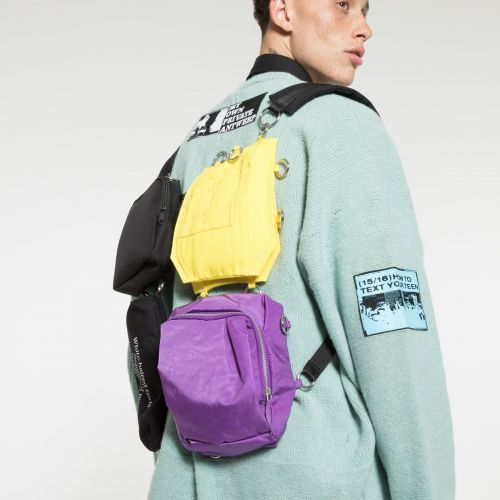 Raf Simons Pocketbag Loop Quote Special editions by Eastpak - view 5