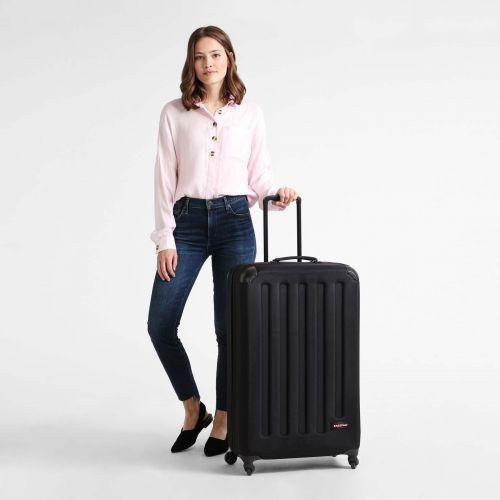 Tranzshell XL Black Hard Luggage by Eastpak - view 5