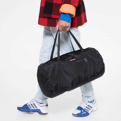 Renana Instant Foldable Black Duffles & Holdalls by Eastpak - view 5
