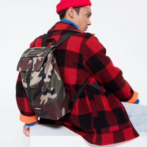 Topher Instant Camo Backpacks by Eastpak - view 5