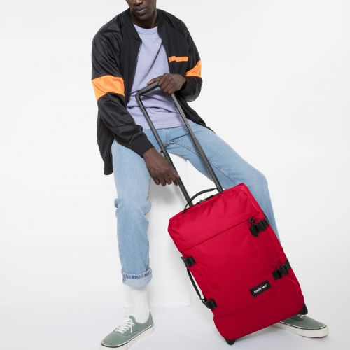 Tranverz S Sailor Red Luggage by Eastpak - view 5