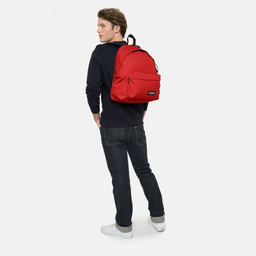 Padded Pak'r® Teasing Red by Eastpak - view 5