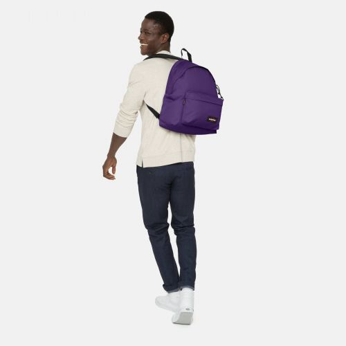 Padded Pak'r® Prankish Purple by Eastpak - view 5