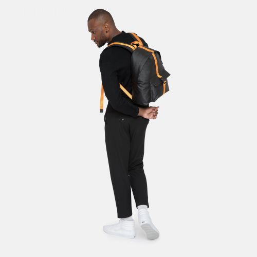 Padded Pak'r® Webbed Black Around Town by Eastpak - view 5