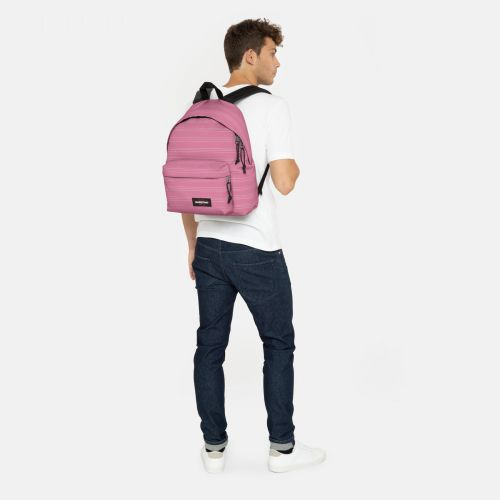 Padded Pak'r® Stripe-it Marshmellow Around Town by Eastpak - view 5