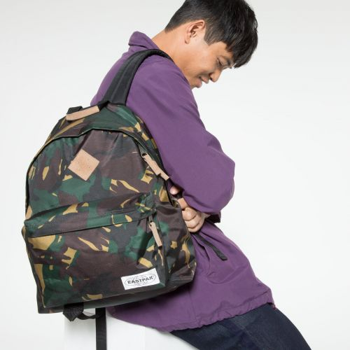 Padded Pak'r® Into Nylon Camo Backpacks by Eastpak - view 5