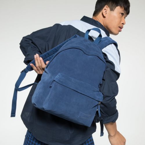 Padded Pak'r® Suede Gulf Leather by Eastpak - view 5