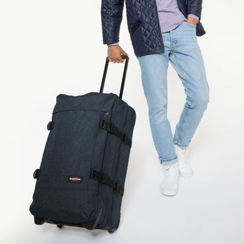 Tranverz M Triple Denim  Luggage by Eastpak - view 5