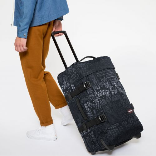 Tranverz M Star White Gradient Luggage by Eastpak - view 5