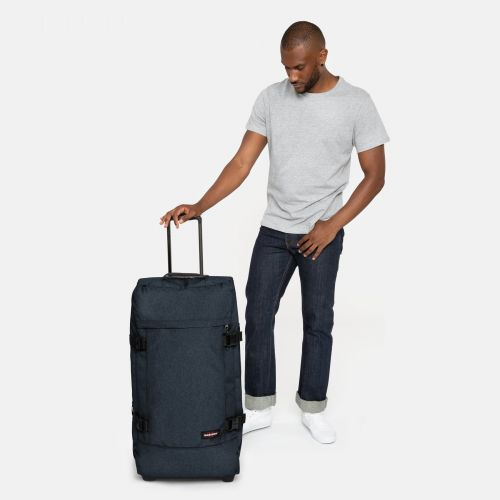 Tranverz L Triple Denim  Tranverz by Eastpak - view 5