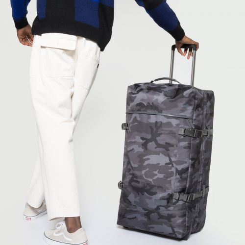 Tranverz L Constructed Mono Camo Luggage by Eastpak - view 5