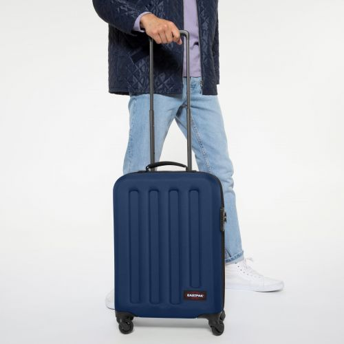 Tranzshell S Gulf Blue Luggage by Eastpak - view 5