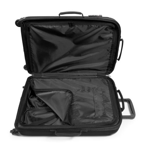 Tranzshell M Black Hard Luggage by Eastpak - view 5
