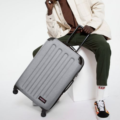 Tranzshell M Sunday Grey Luggage by Eastpak - view 5