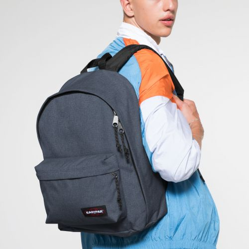 Out Of Office Crafty Jeans Backpacks by Eastpak - view 5