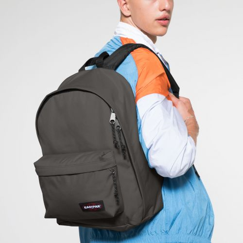 Out Of Office Whale Grey Backpacks by Eastpak - view 5