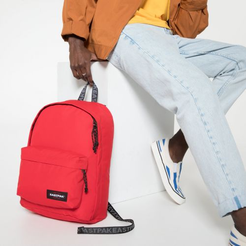 Out Of Office Bold Webbed Backpacks by Eastpak - view 5