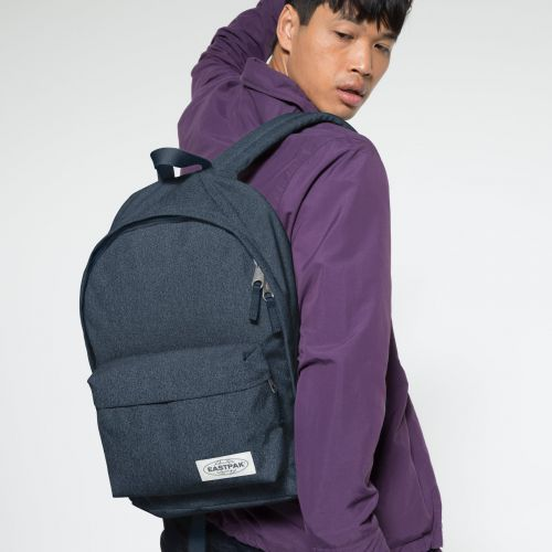 Out Of Office Muted Blue Laptop by Eastpak - view 5