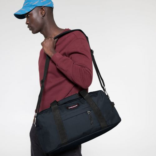 Compact + Cloud Navy by Eastpak - Front view