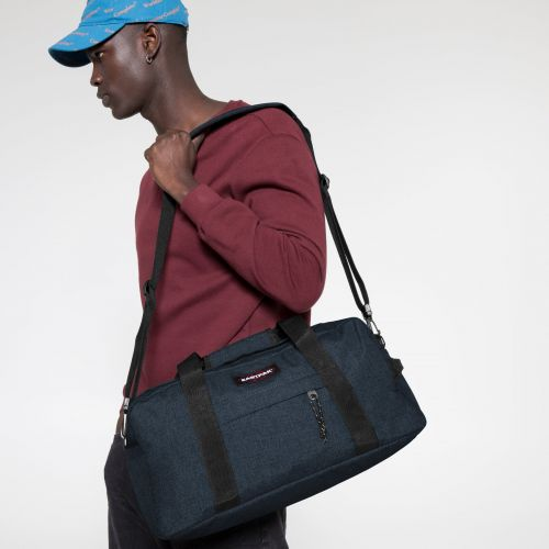 Compact + Triple Denim Luggage by Eastpak - view 5
