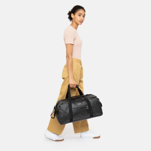 Stand + Topped Black Weekend & Overnight bags by Eastpak - view 5