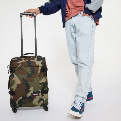 Trans4 S Camo Luggage by Eastpak - view 5