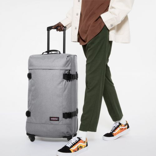 Trans4 L Sunday Grey Luggage by Eastpak - view 5