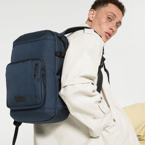 Tecum S CNNCT Navy Work by Eastpak - view 5