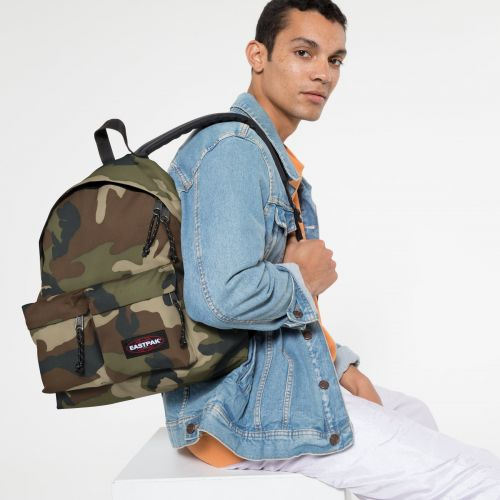 Padded Doubl'r Camo Around Town by Eastpak - view 5