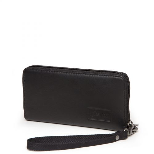 Kai RFID Black Ink Leather Wallets & Purses by Eastpak - view 6