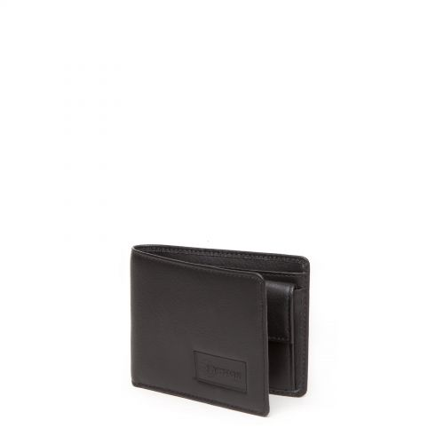Drew RFID Black Ink Leather Wallets & Purses by Eastpak - view 6