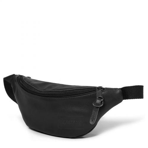Springer Black Ink Leather Under £70 by Eastpak - view 6