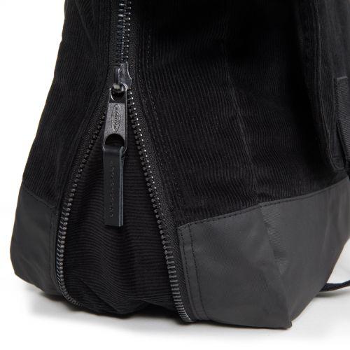 Delegate Cordsduroy Black Laptop by Eastpak - view 6