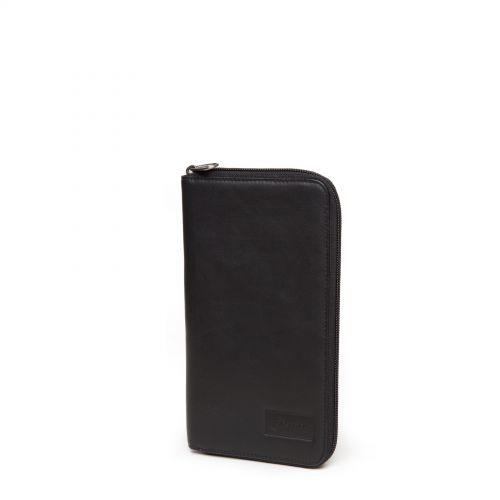 Tait Black Ink Leather Wallets & Purses by Eastpak - view 6