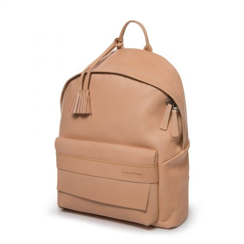 Padded Pak'r Natural Leather Leather by Eastpak - view 6