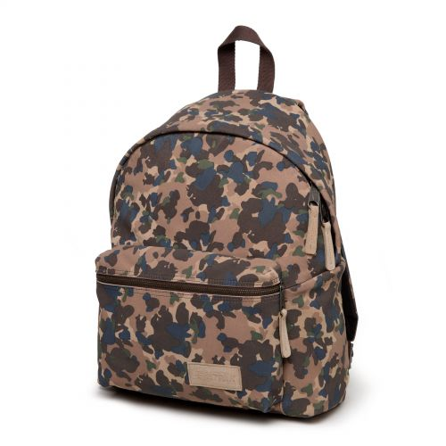 Padded Pak'r Camo Suede Leather by Eastpak - view 6