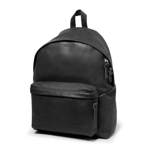 Padded Pak'r® Black Ink Leather Leather by Eastpak - view 6