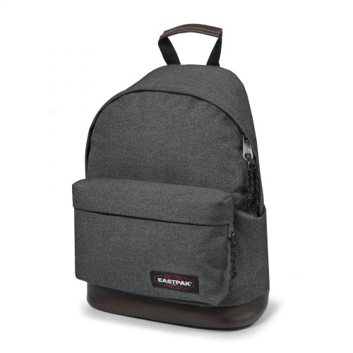 Wyoming Black Denim Basic by Eastpak - view 6