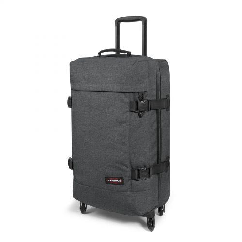 Trans4 M Black Denim Large Suitcases by Eastpak - view 6